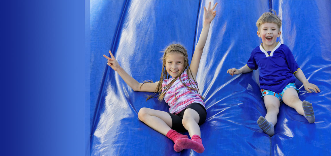 Wet and Dry Slide Rentals  in Florence, SC for all types of party events including Birthday Parties, Corporate and Fund Raising Events.